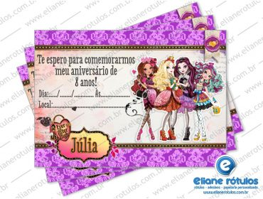 Ever After High – Rebels