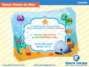 Fundo do Mar – Pietro