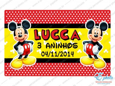Mickey – Lucca